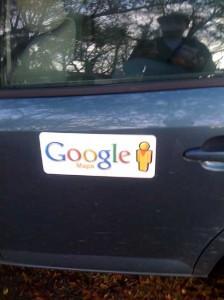 google vozilo