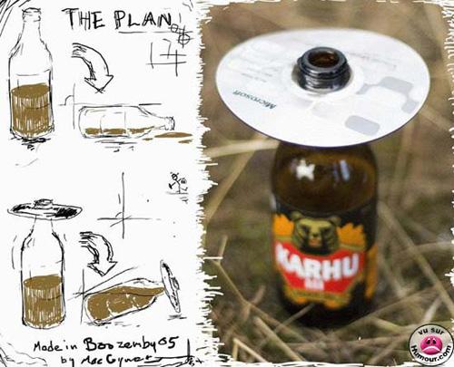 disk i pivo